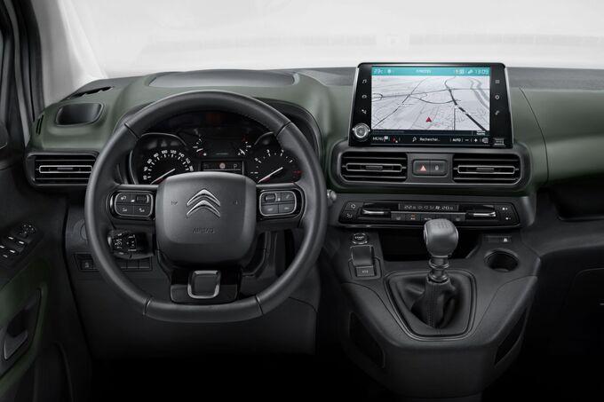 Citroen Berlingo 2018
