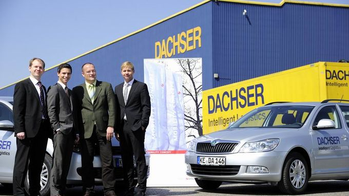 Dachser, Mobility Concept, Leasing