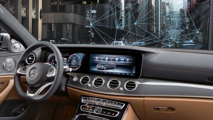 Daimler Financial Services vernetzt Pkw-Fuhrparks