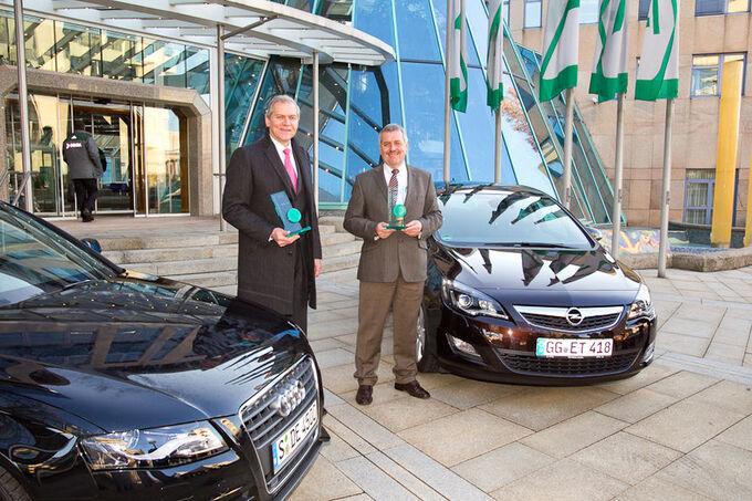 Dekra Gebrauchtwagenreport 2012