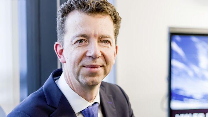 Dr. Christian Dahlheim, Leiter Konzernbereich Vertrieb Volkswagen AG