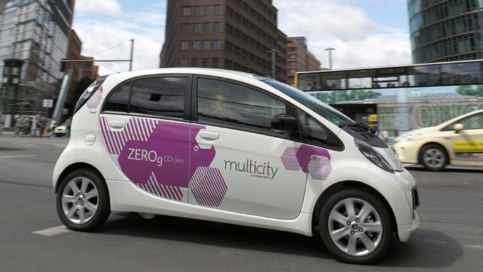 Elektroauto, Milticity Citroen