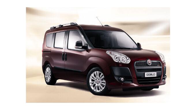 Fahrbericht: Fiat Doblo