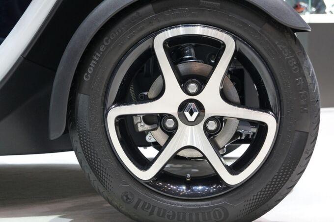 Felge Renault Twizy