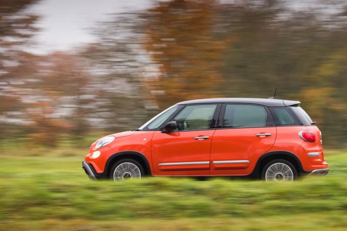 Fiat 500L Urban 0.9 8V Twin Air Natural Power 2016