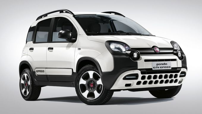 Fiat Panda City Cross 2017