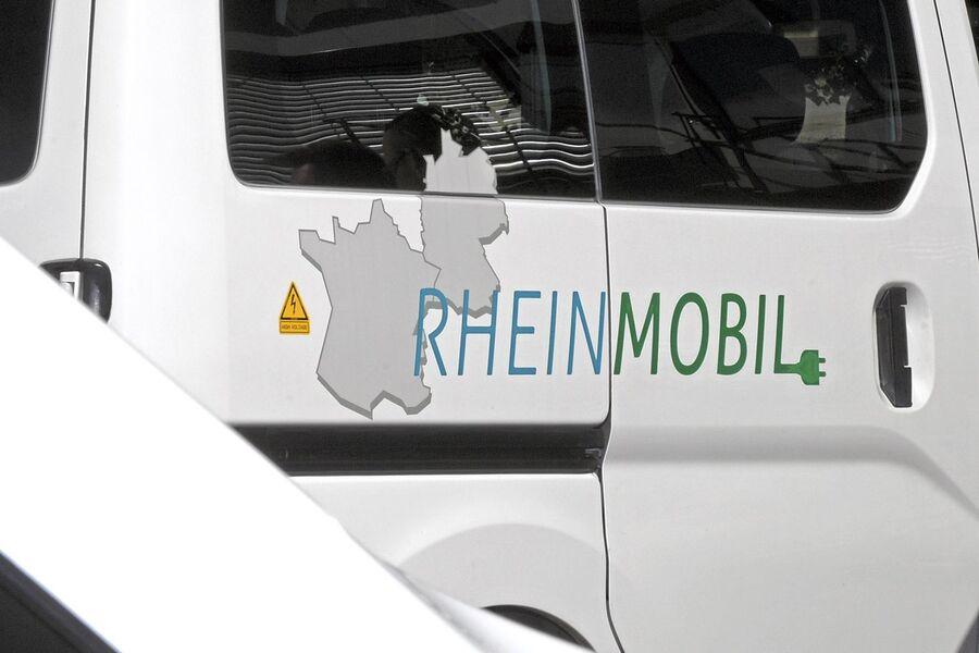Flottentest Rheinmobil: Mit Elektroautos in die Firma pendeln ...