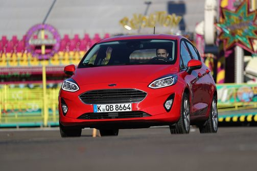 Ford Fiesta 1,0 Ecoboost 2017