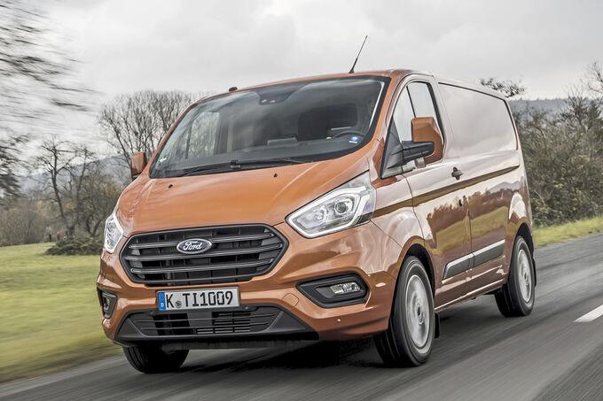 Ford Transit Custom (Leserwahl 2018)