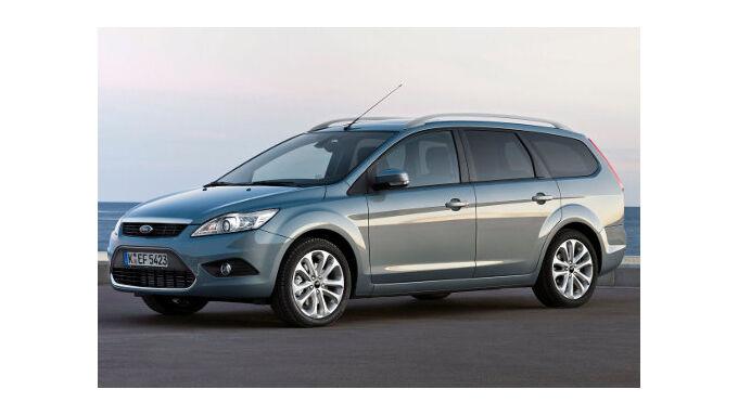 Ford baut Flottengeschäft aus