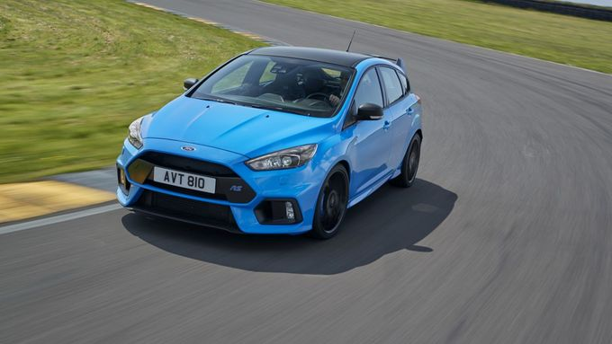 Ford, focus, rs, 2017