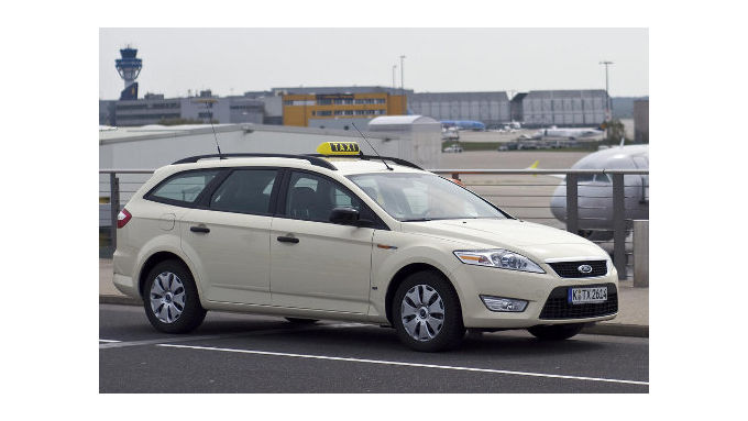 Ford startet Taxioffensive