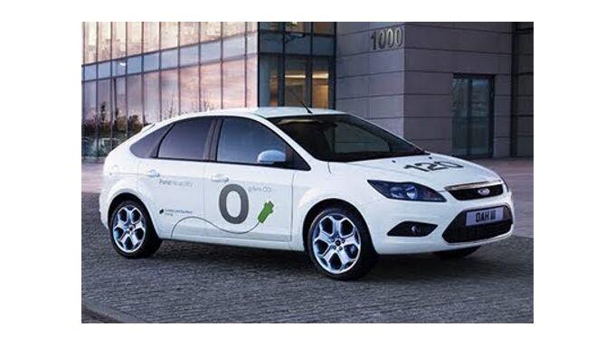 Ford steht künftig unter Strom