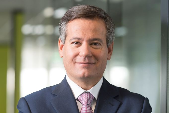 Gianluca de Ficchy - Senior Vice President und Chairman von Nissan in Europe