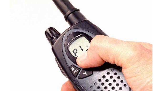 Handyverbot, Walkie-Talkie