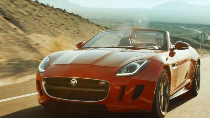 Jaguar, F-Type, Filmszene, Ridley Scott Associates, Homeland