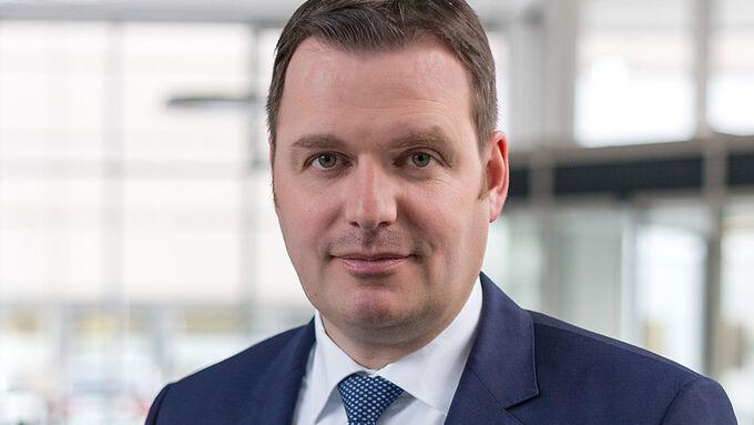Jochen Schmitz Leiter International Fleet VW Financial Services