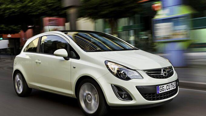 Kleinwagen, Preise, Opel Corsa