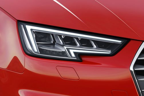 Matrixlicht Audi A4 LED-Licht LED-Scheinwerfer