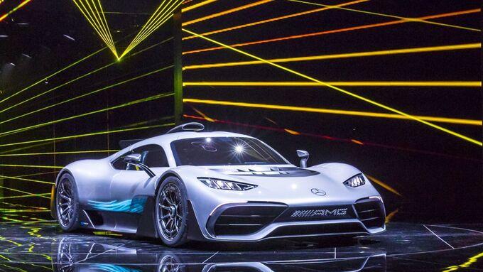 Mercedes-AMG Project One IAA 2017