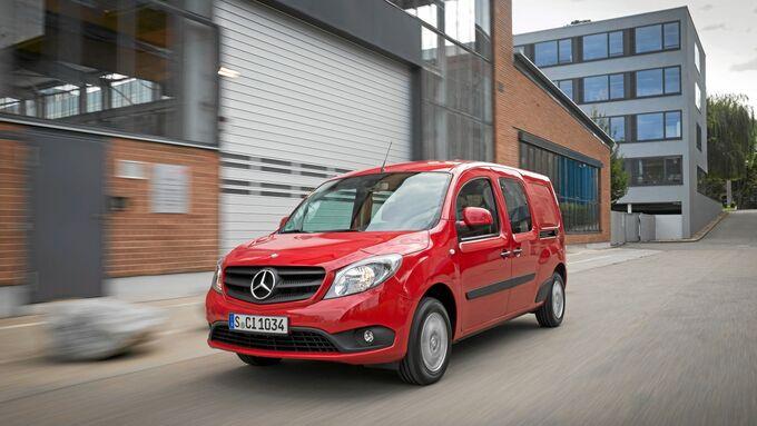 Mercedes-Benz Citan Aufbauhersteller 2013