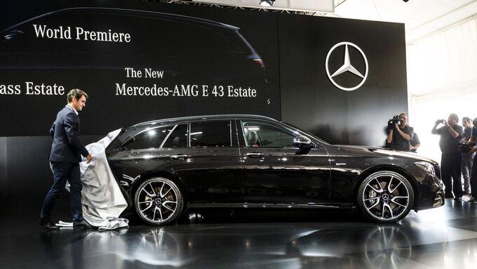 Mercedes-Benz E-Klasse T-Modell