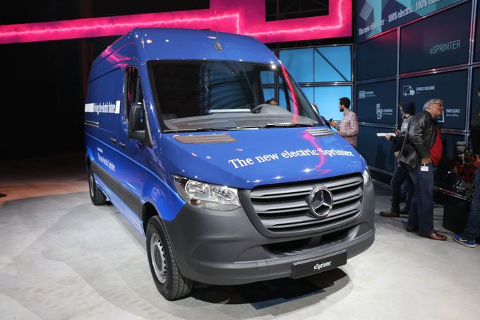 Mercedes-Benz Sprinter (2018)