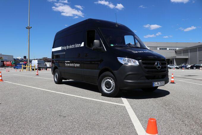 Mercedes-Benz eSprinter (2019)
