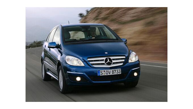 Mercedes: Flottenpaket für Großkunden