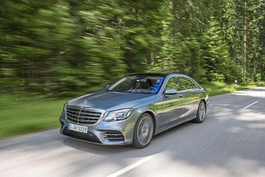 Top 10 Premiumautos in Firmen-Flotten