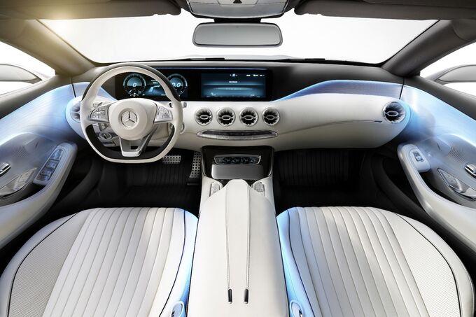 Mercedes S-Klasse Coupe