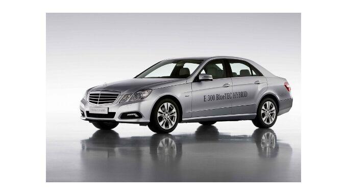 Mercedes: Stopp-Start und neue Motoren