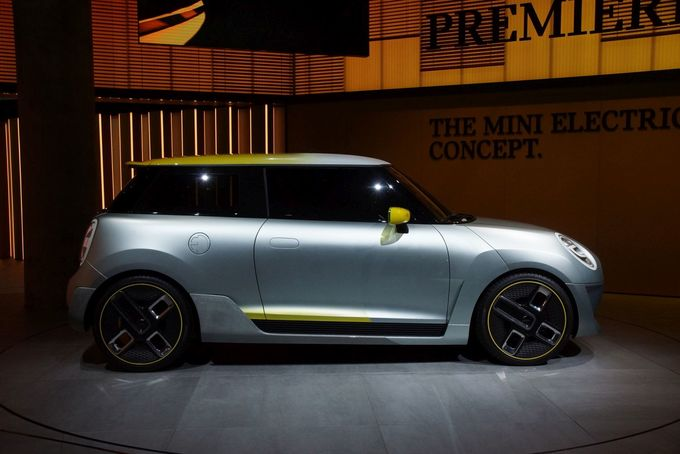 Mini Electric Concept IAA 2017