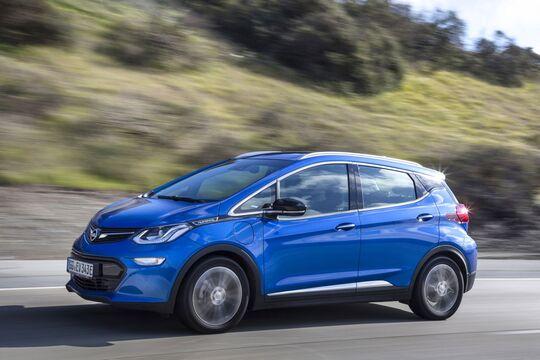 Alle E-Autos: Nissan bis Volkwagen