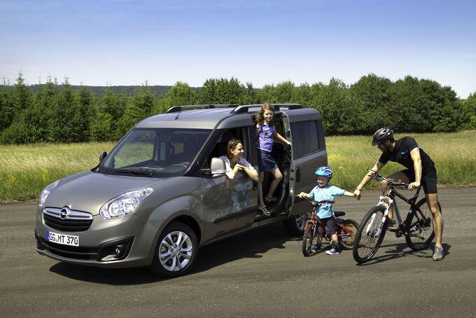 Opel Combo 2012