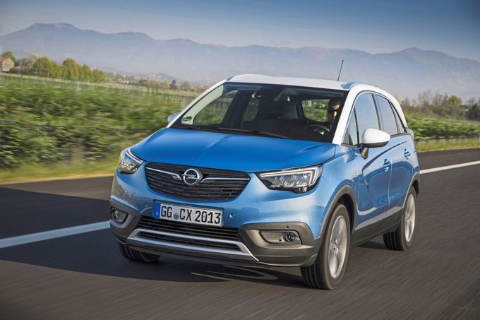 Opel Crossland X 1.6 Ecotec 2017