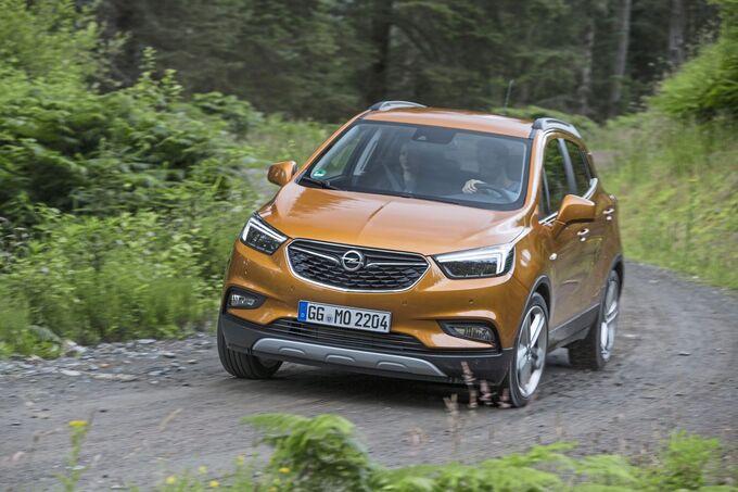 Opel Mokka X 1.6 CDTi 2017