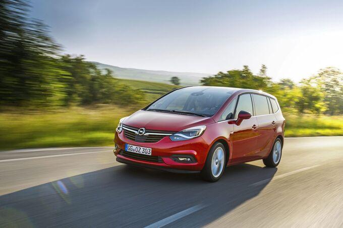 Opel Zafira 1.6 Diesel 2016