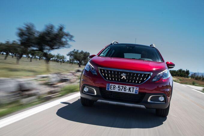 Peugeot 2008 Puretech 82 2016