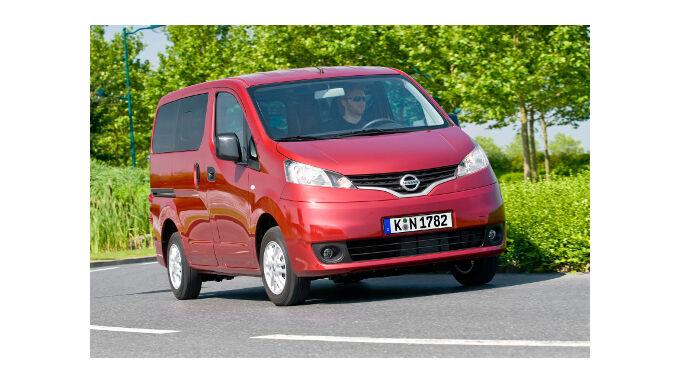 Preise für Nissan NV 200 stehen fest