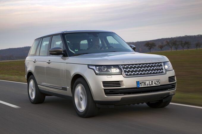 Range Rover Hybrid