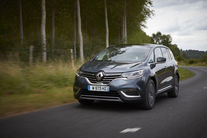 Renault Espace dCi 160 2017