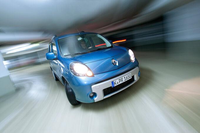 Renault Kangoo Modelljahr 2013