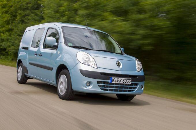 Renault Kangoo Z.E. 2014
