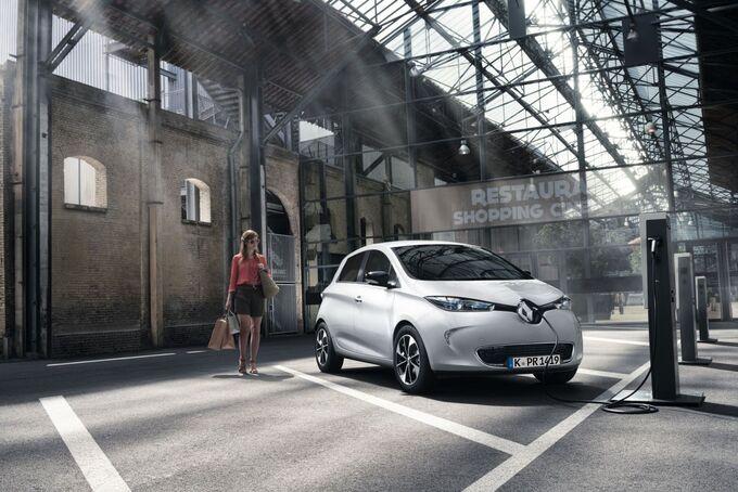 Renault Zoe 22 kWh 2013
