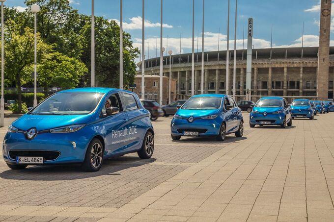 Renault Zoe 40 kWh 2013