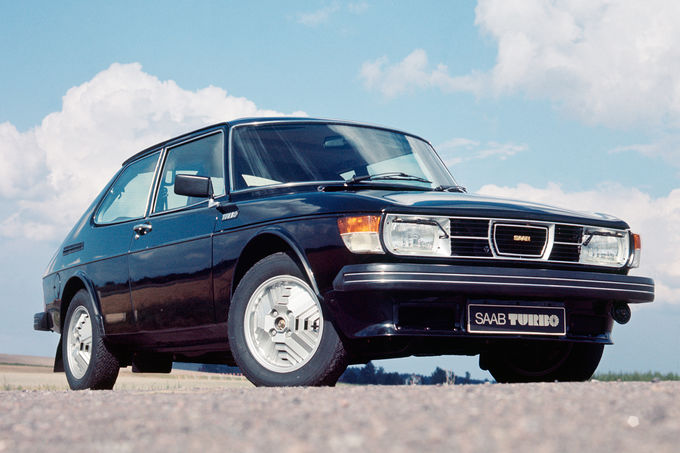 Saab 99, Turbo mit 145 PS