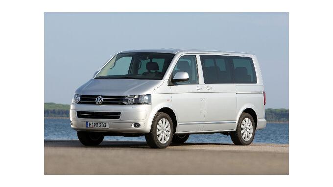 Schon gefahren: Der VW T5