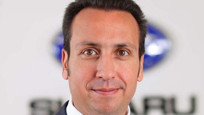 Tarek-El-Zind Vertriebsleiter