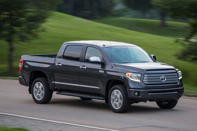 Toyota, Tundra, Pick-up, USA